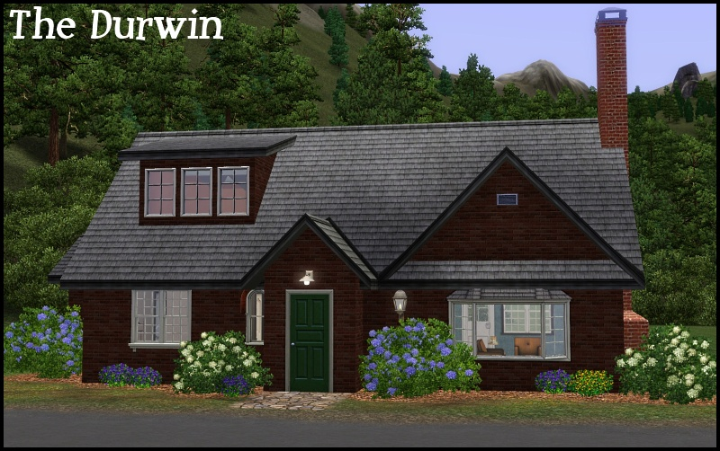 Two Starter Cottages  The Durwin   The Hamilton. Parade of Homes   Greetings from Mt  Geneva