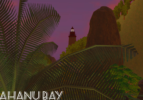 Ahanu Bay
