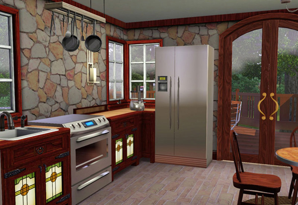 Sims 3 bedroom ideas car interior design for Sims 3 dining room ideas