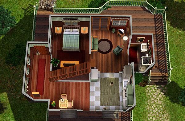 Comfy Cabin