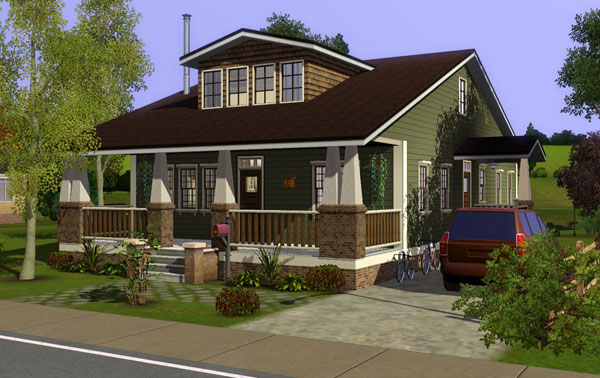 Nice Houses For Sims 3