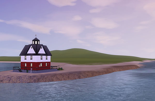 Plumbridge Island