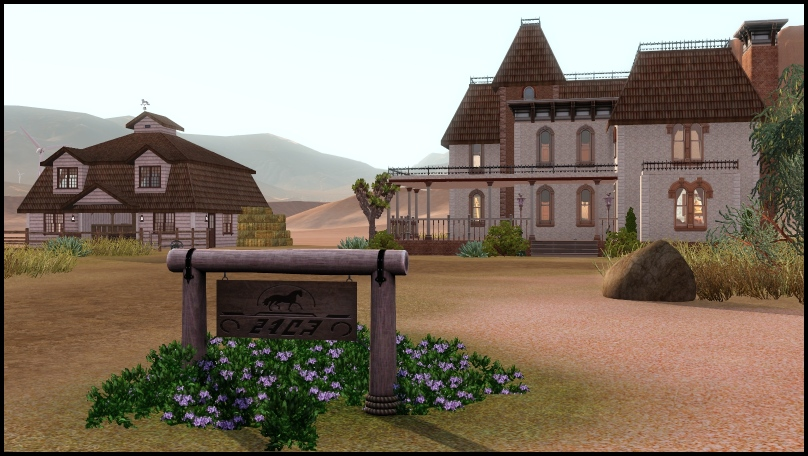 Batsheba's Victorian Mansion