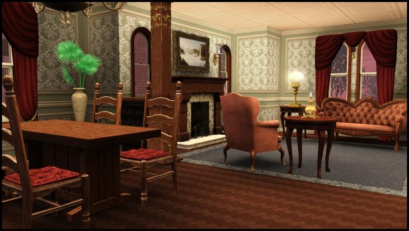Batsheba's Victorian Mansion