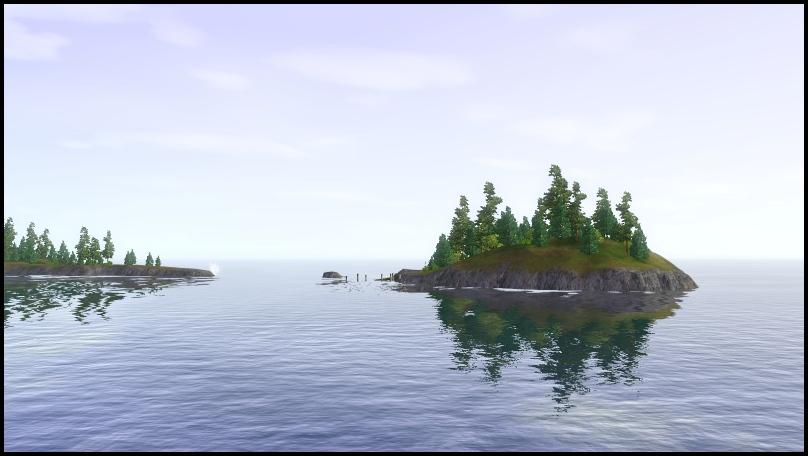 Whimsett Cove Landscape